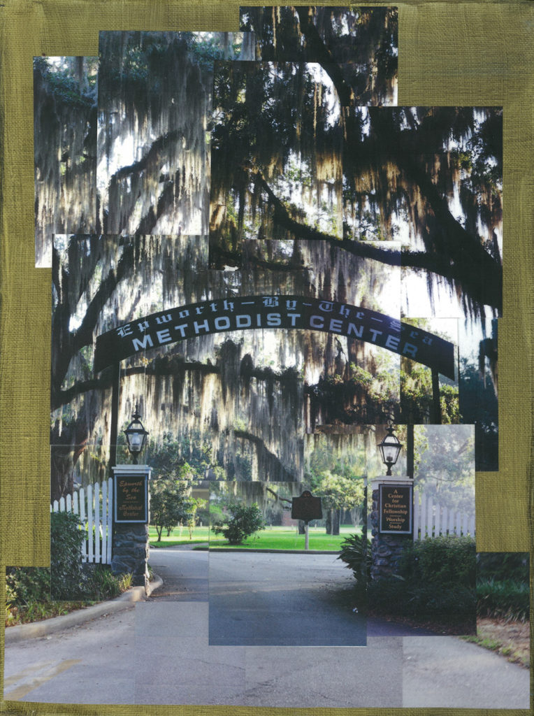 Epworth Entrance